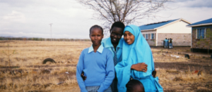 The Morneau Shepell School for Girls in Kakuma