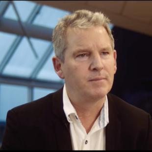 Alastair Macdonald, SVP HR Nestle