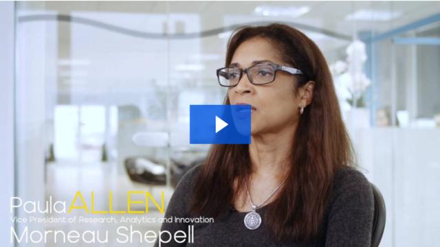 Paula Allen, VP Research, Insight, Morneau Shepell