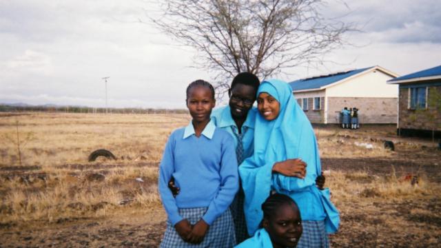 The Morneau Shepell School for Girls in Kakuma